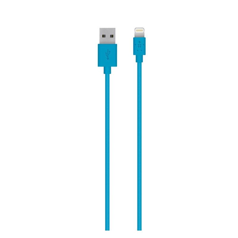 สายชาร์จ Belkin Lightning Sync and Charge 2.4 Amp Cable ซื้อ-ขาย