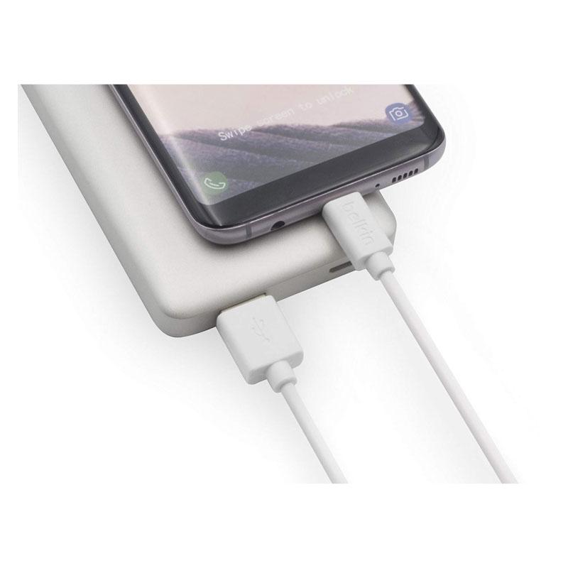 สายแปลง Belkin USB-A to Micro USB-B Cable Sync and Charge Cable ซื้อ-ขาย