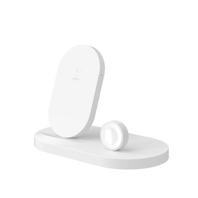 แท่นชาร์จ Belkin Charge Dock for Apple Watch + Wireless Charging Dock ซื้อ