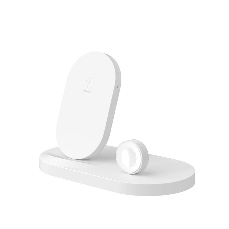 แท่นชาร์จ Belkin Charge Dock for Apple Watch + Wireless Charging Dock ซื้อ
